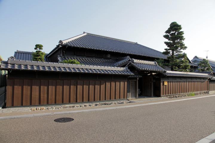 坂井家住宅(丸一屋)