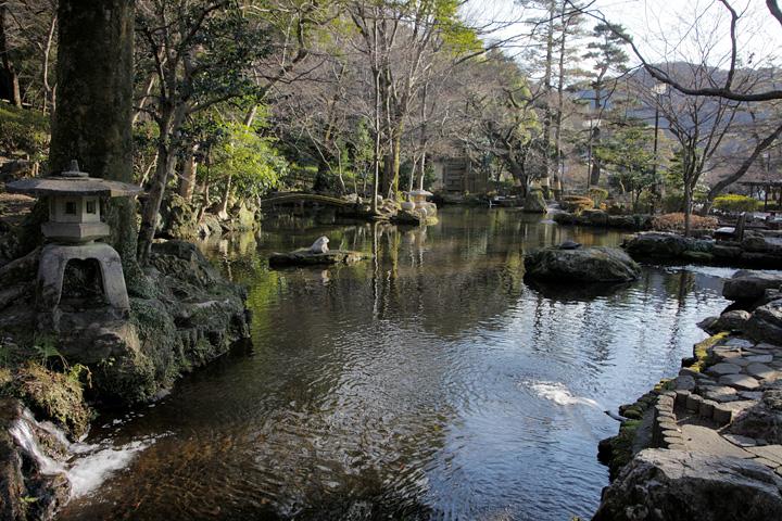 岐阜公園庭園