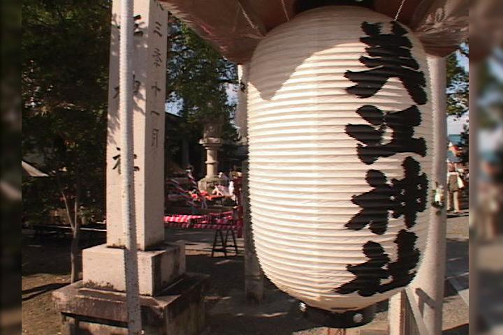 美江神社秋の例祭