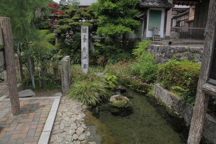 玉泉寺・垂井の清水