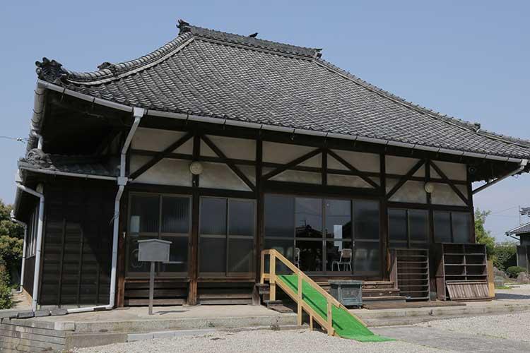 海会寺本堂