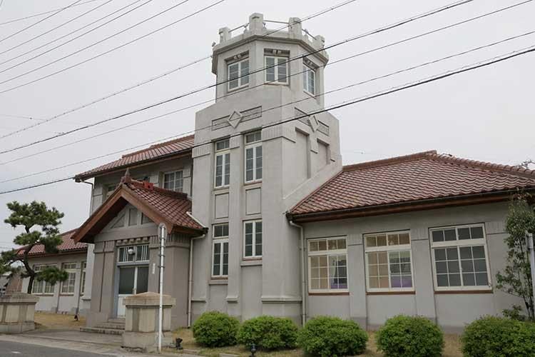 旧大浜警察署