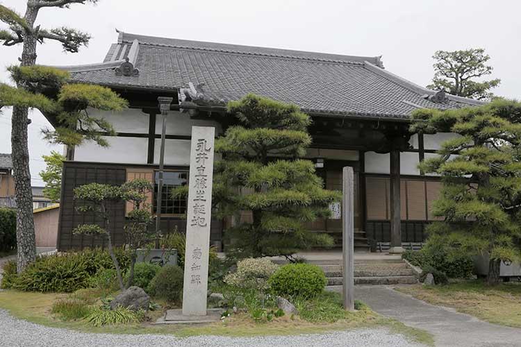宝珠寺本堂