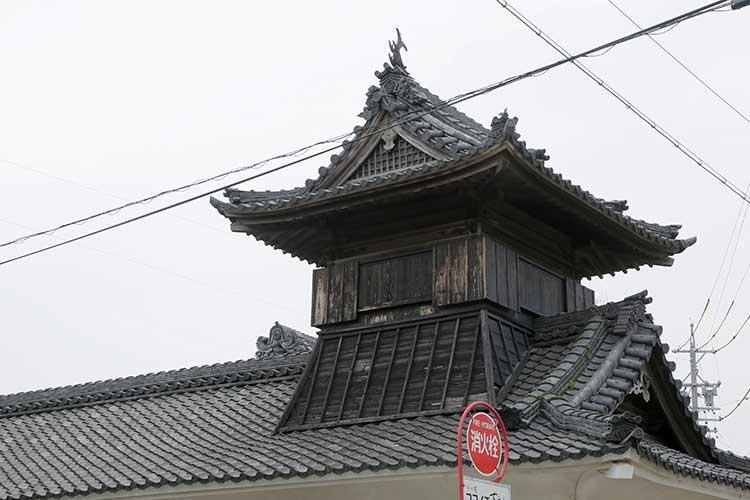 西方寺太鼓堂