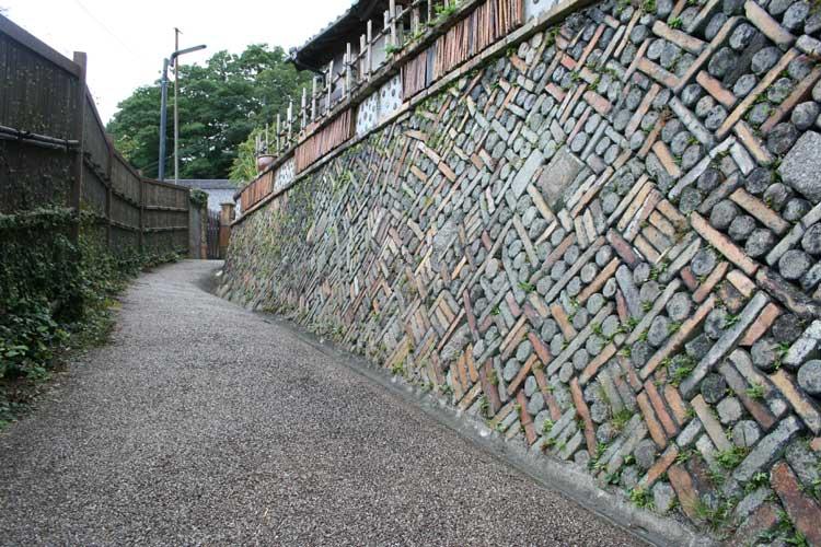 8窯垣の小径