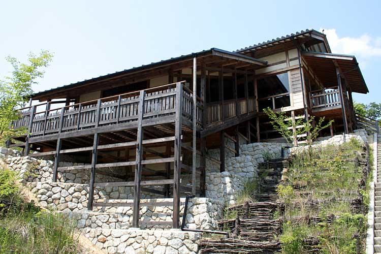 海上の森センター窯の歴史館