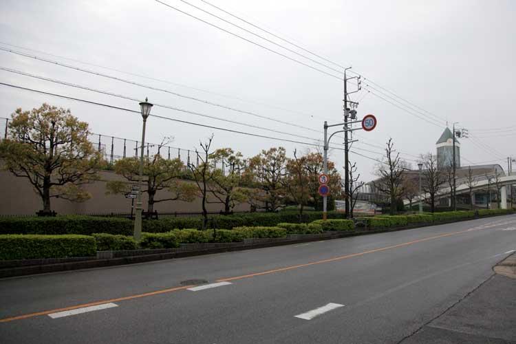 桧ケ根-堀久太郎秀政本陣地跡付近
