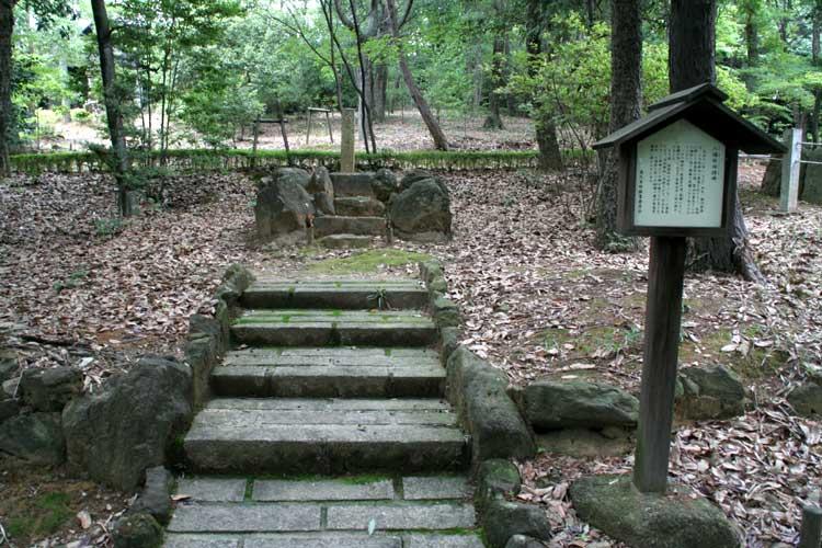 八幡社旧蹟