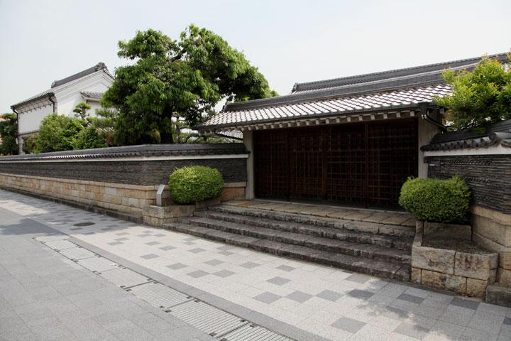 長谷川邸(屋号 住吉屋)