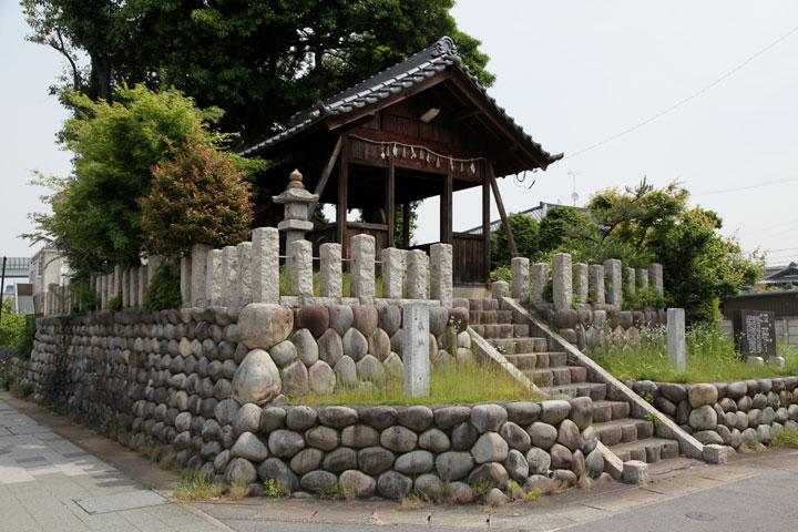 愛宕神社古墳