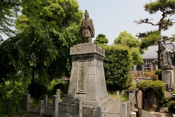小野道風公像