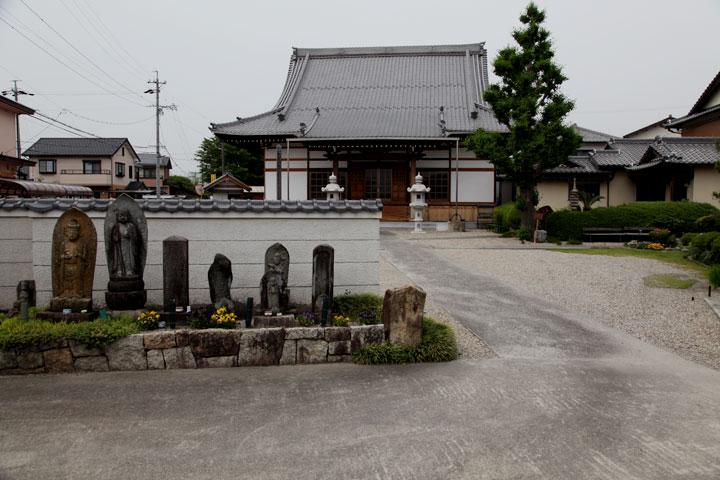 萬寿寺(明治天皇坂下行在所旧跡)