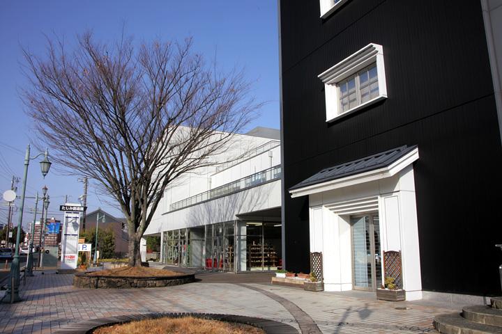 陶磁器産業等の複合的商業施設