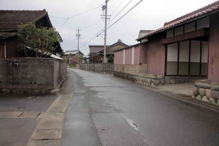 竹鼻町飯南付近