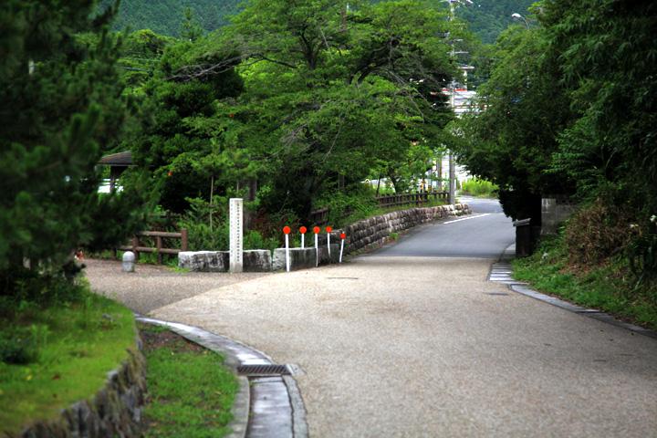 左 大和街道 右 東海道