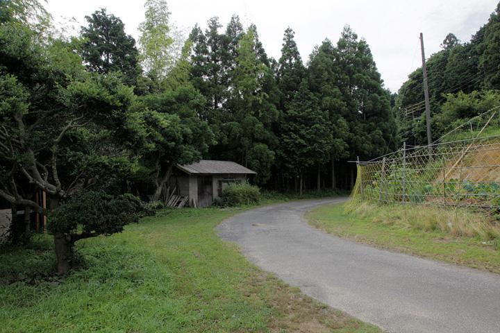 藤の茶屋跡