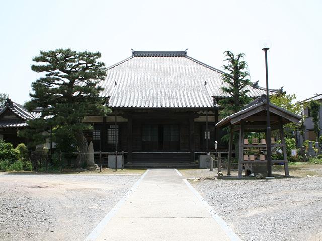称名寺-家康の幼名 竹千代の命名寺として知られている。
