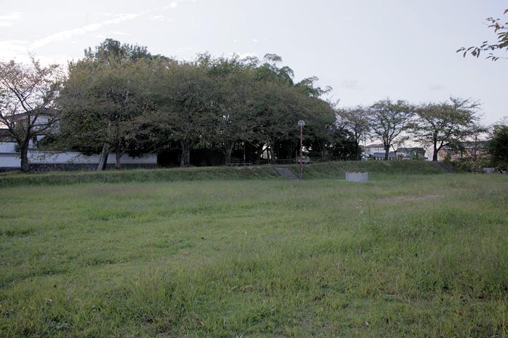 沓掛城本丸跡