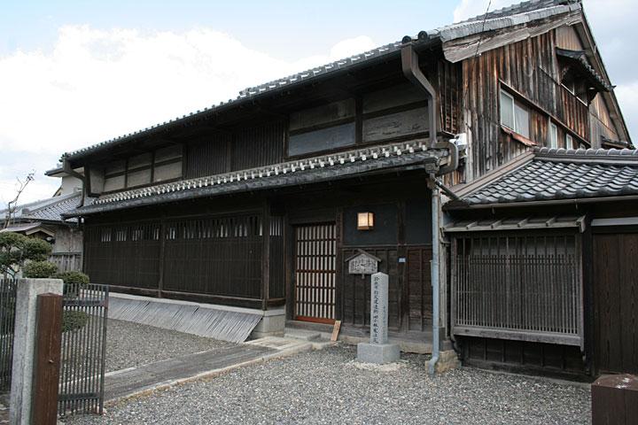 庄野宿資料館(小林家住宅)