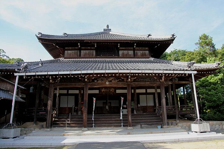 蓮華寺本堂