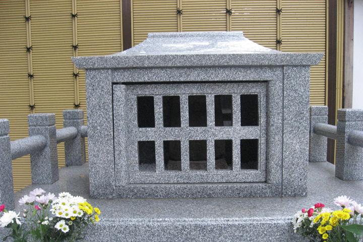 安栄寺六地蔵石仏(名古屋市北区役所提供)