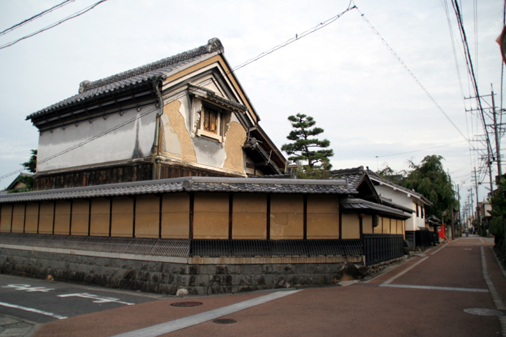 宮田邸(新町)