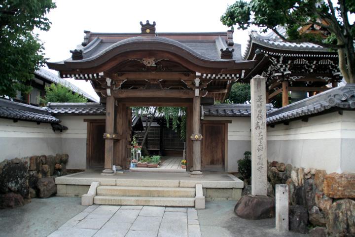 圓明寺(寺町通)