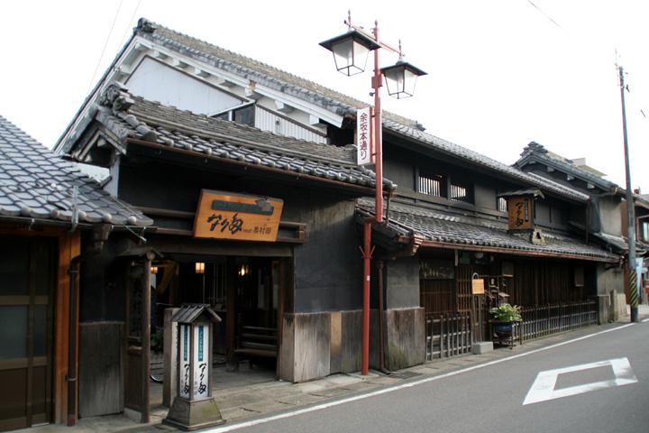 旧奥村邸(余坂町)
