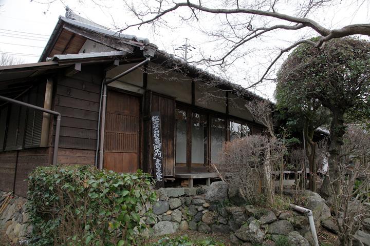 木曽古文書館(旧千村家下邸)