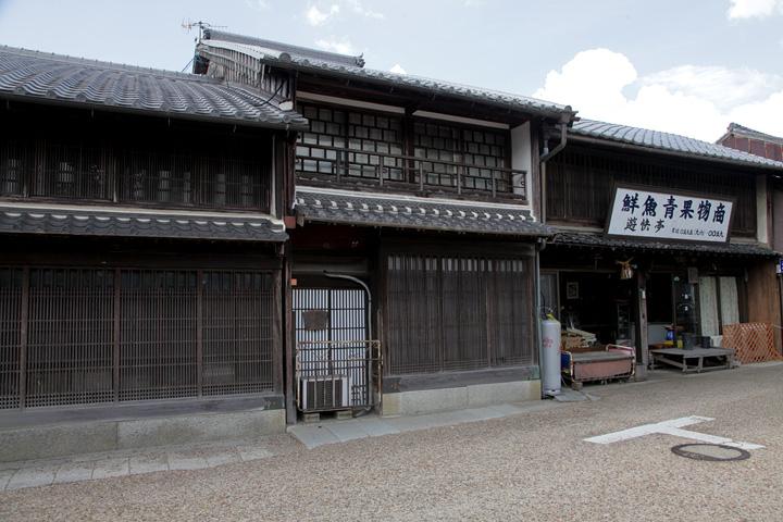 開雲楼と松鶴楼 関宿を代表する芸妓の置店