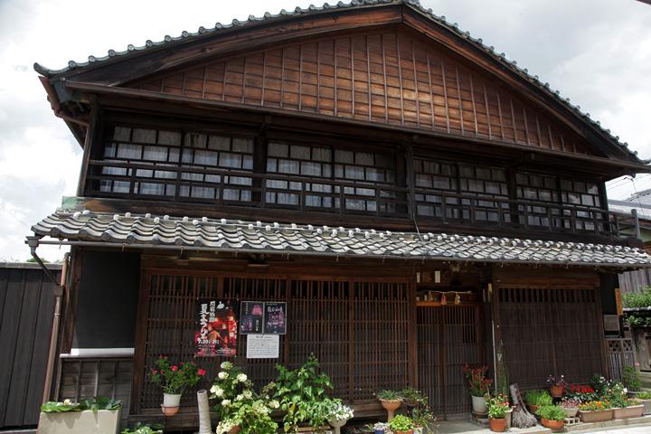 橋爪家 両替商を営み大阪の鴻池と並び称される豪商であった