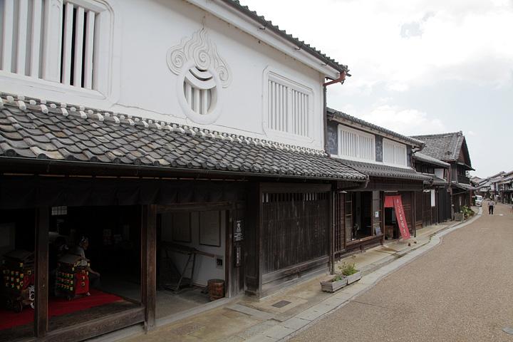 鶴屋、会津屋と並ぶ大旅籠のひとつを資料館として公開