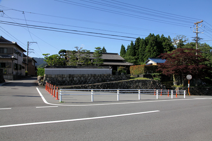 茶屋跡(加太板屋)
