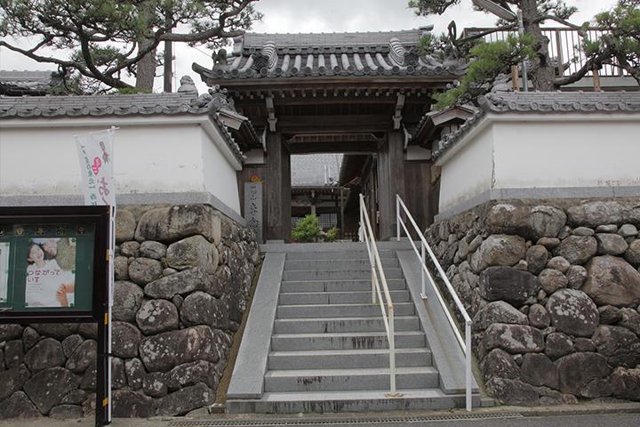 専念寺(西柘植)