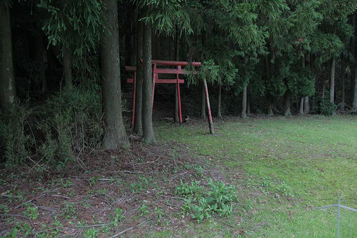 旅人宿の跡 伊賀屋、紅葉屋などがあった