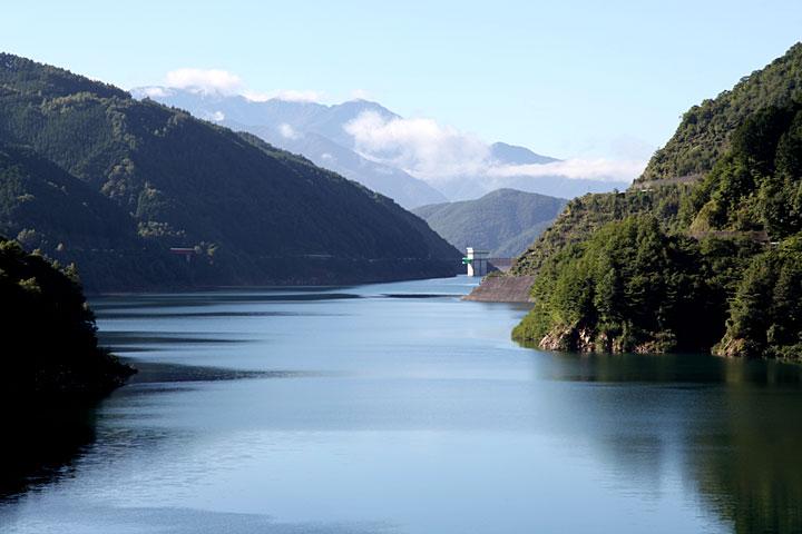 その他の水源 奥木曽湖と味噌川ダム