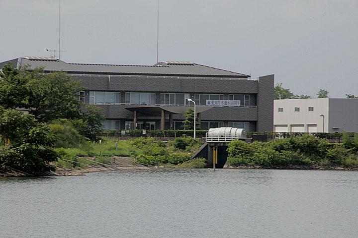 愛知用水総合管理所 東郷調整池