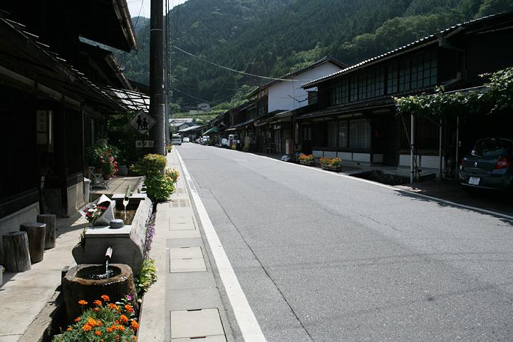 中山道須原宿