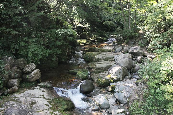 長良川源流
