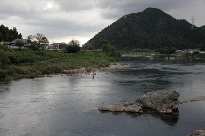 板取川合流付近