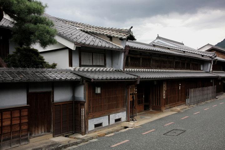 旧今井家住宅(市指定文化財)