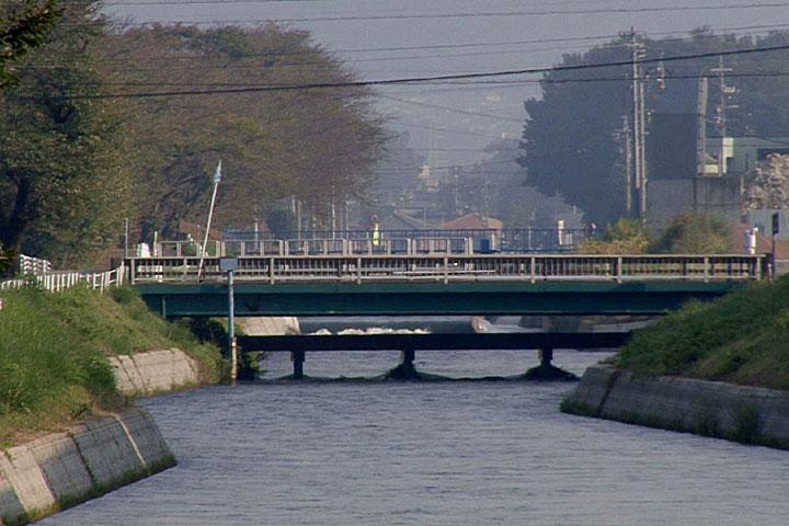 木津用水(大口町)