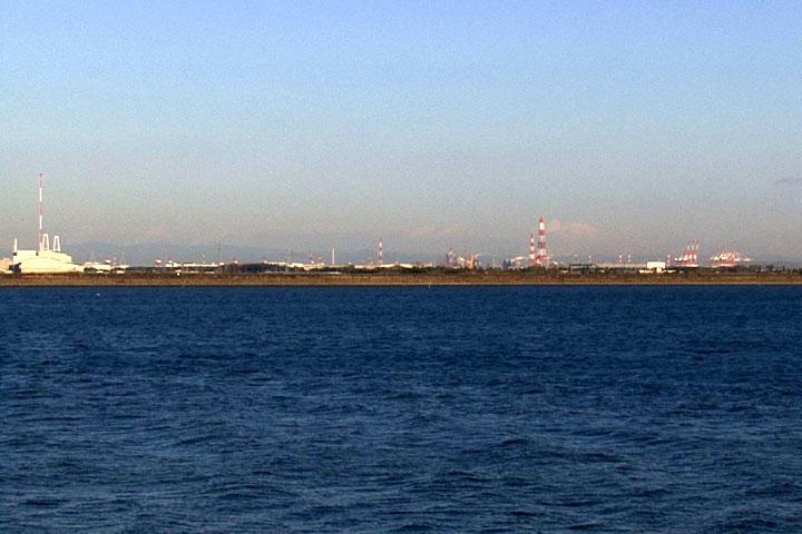 木曽崎町(対岸)