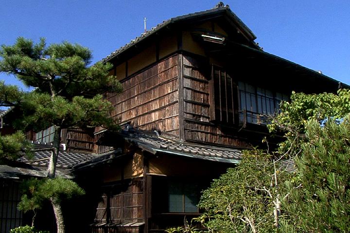西園寺公望別邸「坐漁荘」
