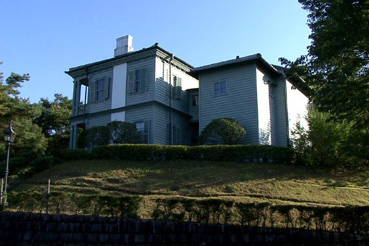 神戸山手西洋人住居