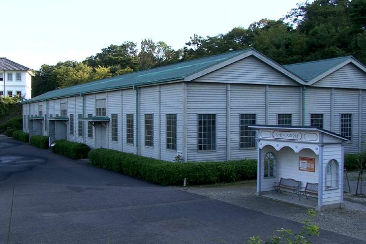 鉄道寮新橋工場・機械館