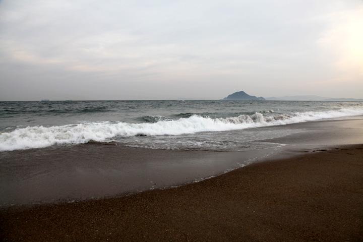伊良湖岬 恋路ヶ浜