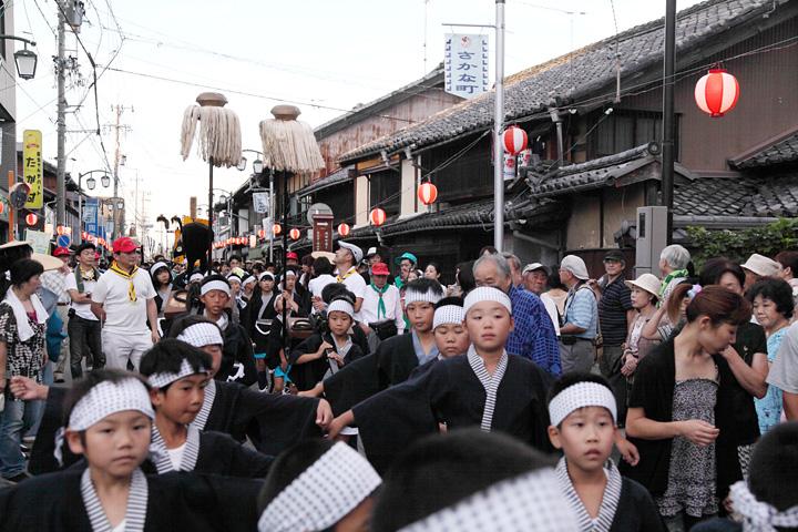 西尾祇園祭大名行列