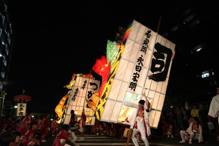 刈谷万燈祭