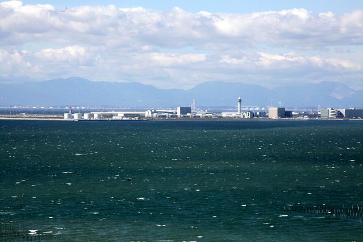 中部国際空港(伊勢湾)